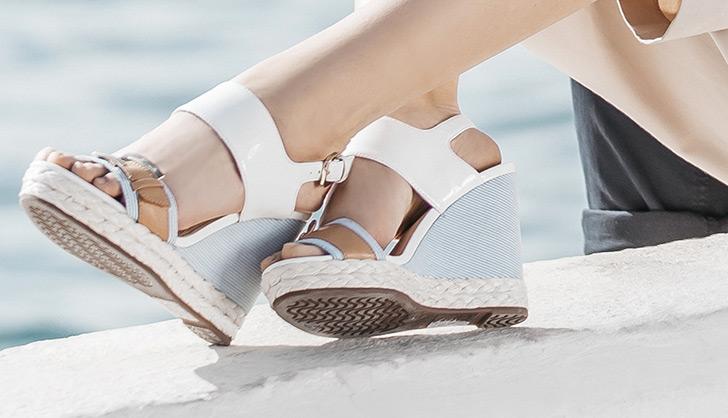 Sandaler udvalg Geox