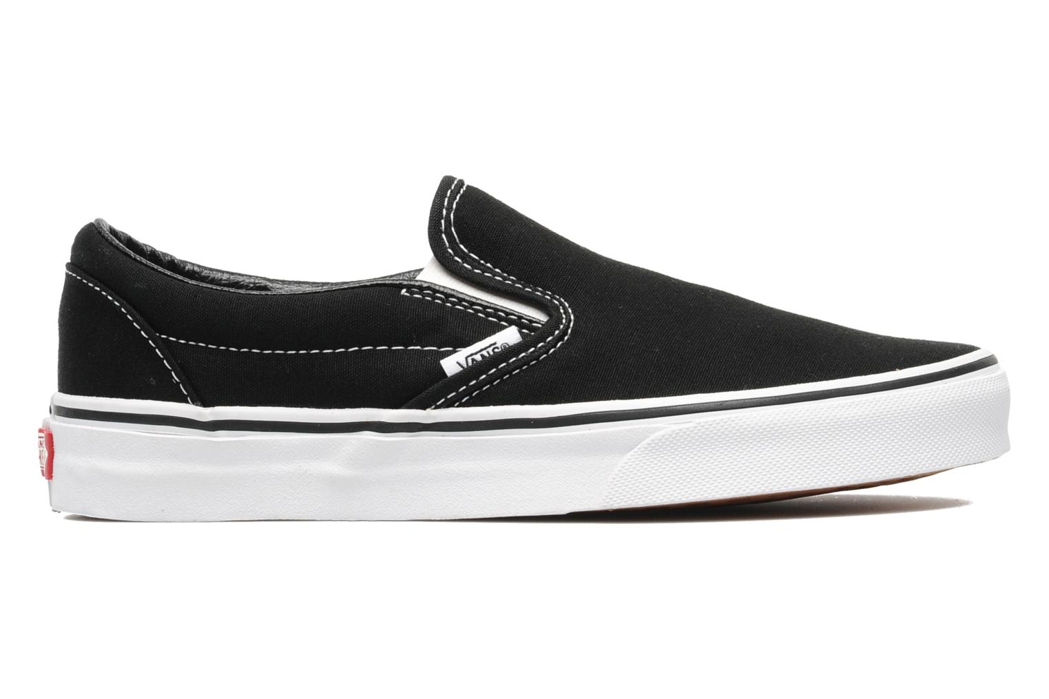vans classic slip on w noir baskets chez sarenza 169748. Black Bedroom Furniture Sets. Home Design Ideas