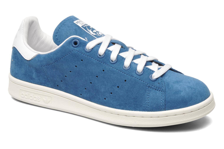 adidas originals stan smith bleu baskets chez sarenza. Black Bedroom Furniture Sets. Home Design Ideas