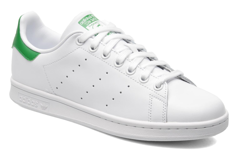 adidas originals stan smith blanc baskets chez sarenza 210388. Black Bedroom Furniture Sets. Home Design Ideas