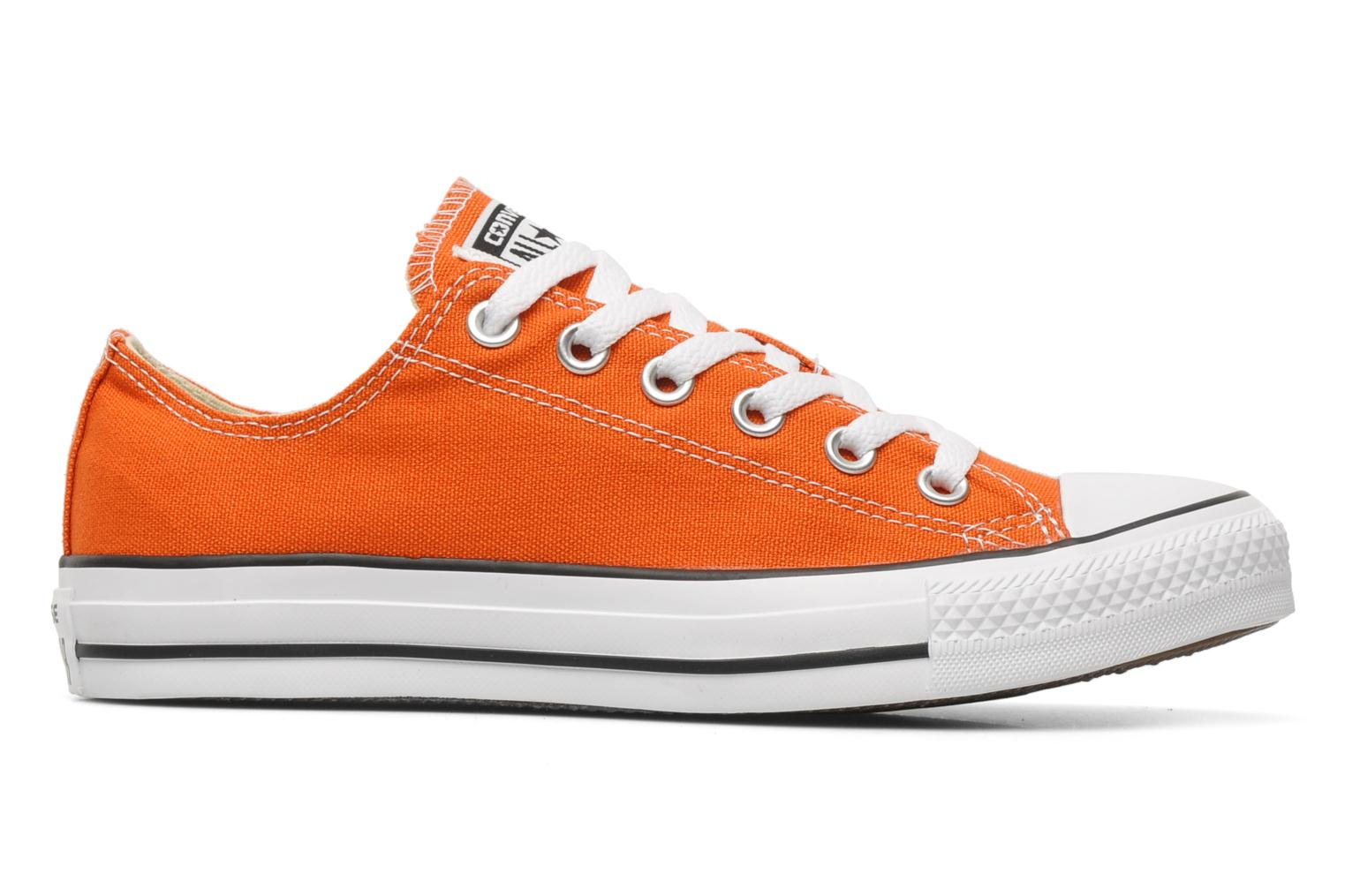 Converse Chuck Taylor All Star Ox W Trainers in Orange at
