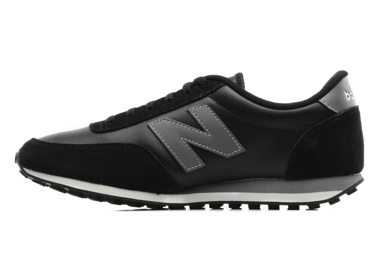 new balance u410 trainers in black at 113328. Black Bedroom Furniture Sets. Home Design Ideas