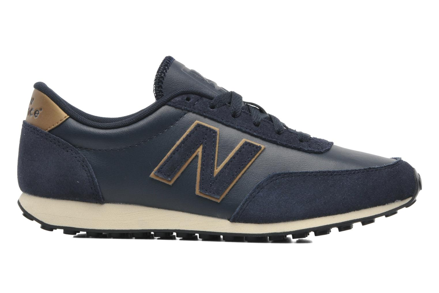 new balance u410 trainers in blue at 201544. Black Bedroom Furniture Sets. Home Design Ideas