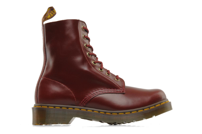 dr martens pascal w bordeaux bottines et boots chez sarenza 74186. Black Bedroom Furniture Sets. Home Design Ideas