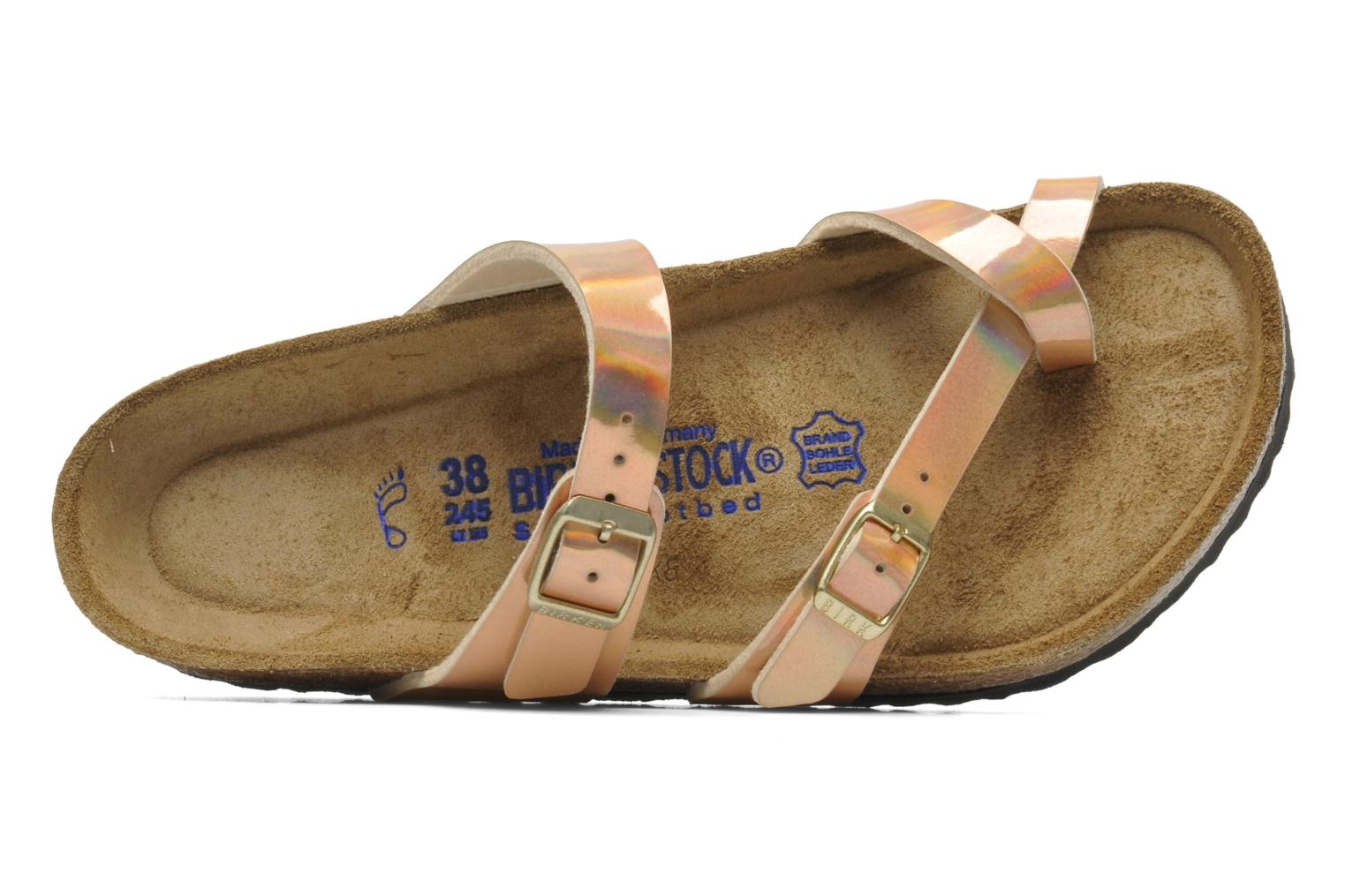 Birkenstock Mayari Sandals In Pink At Sarenza Co Uk 218013