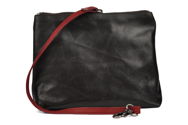 bensimon sac en cuir handbags in brown at. Black Bedroom Furniture Sets. Home Design Ideas