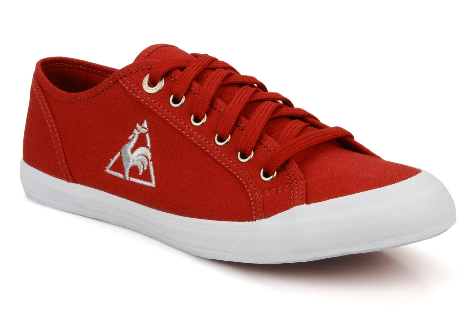 Le coq sportif deauville plus chronic trainers in red at - Le coq sportif deauville plus ...