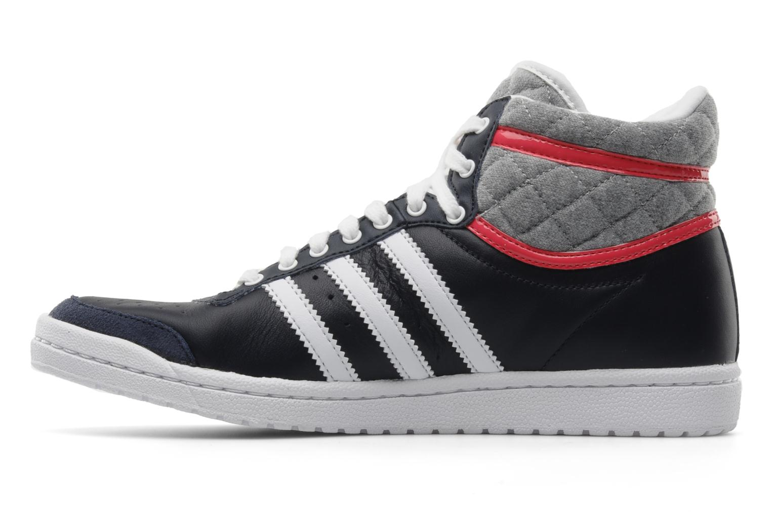 adidas baskets cuir top ten hi sleek bo
