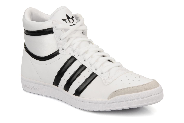 adidas originals top ten hi sleek w wit sneakers bij. Black Bedroom Furniture Sets. Home Design Ideas