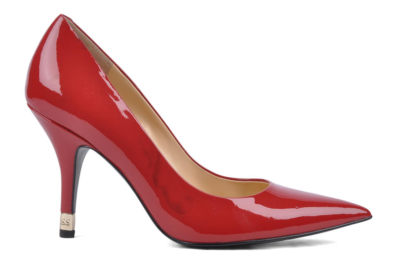 guess cantaira rouge escarpins chez sarenza 51050. Black Bedroom Furniture Sets. Home Design Ideas