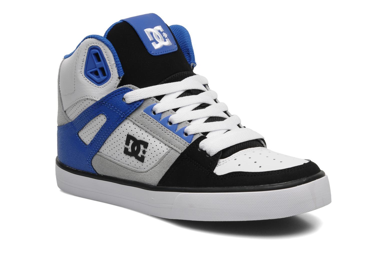 Dc Shoes Spartan Blanc Noir
