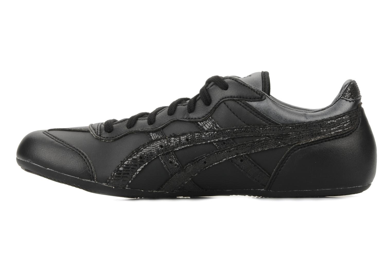 chaussures asics whizzer lo noir