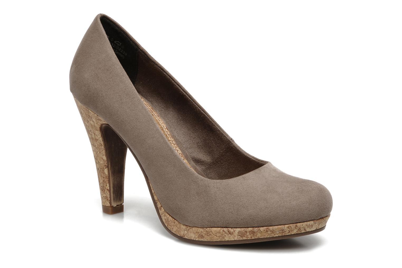 marco tozzi eekon high heels in beige at. Black Bedroom Furniture Sets. Home Design Ideas