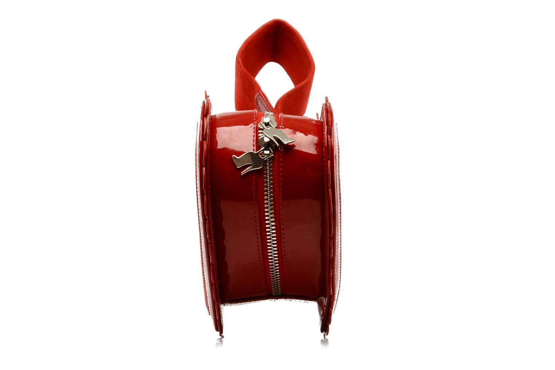 Minna Parikka Ginger Laukku : Minna parikka ginger rouge sacs pochettes chez sarenza