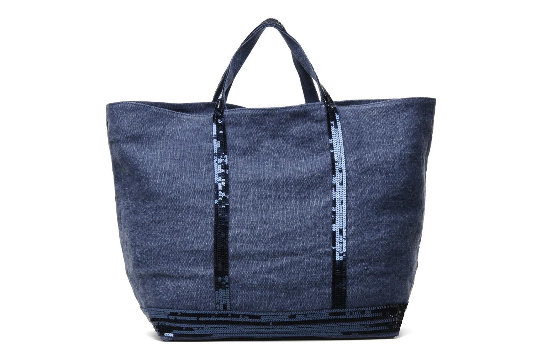 vanessa bruno cabas lin paillettes xl handbags in blue at 118916. Black Bedroom Furniture Sets. Home Design Ideas