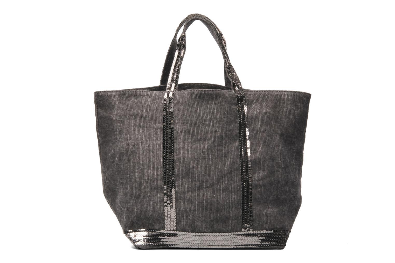 vanessa bruno cabas lin paillettes m gris sacs main. Black Bedroom Furniture Sets. Home Design Ideas