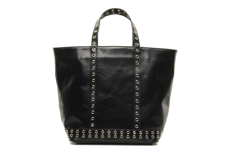 vanessa bruno cabas cuir illets m noir sacs main chez sarenza 91052. Black Bedroom Furniture Sets. Home Design Ideas