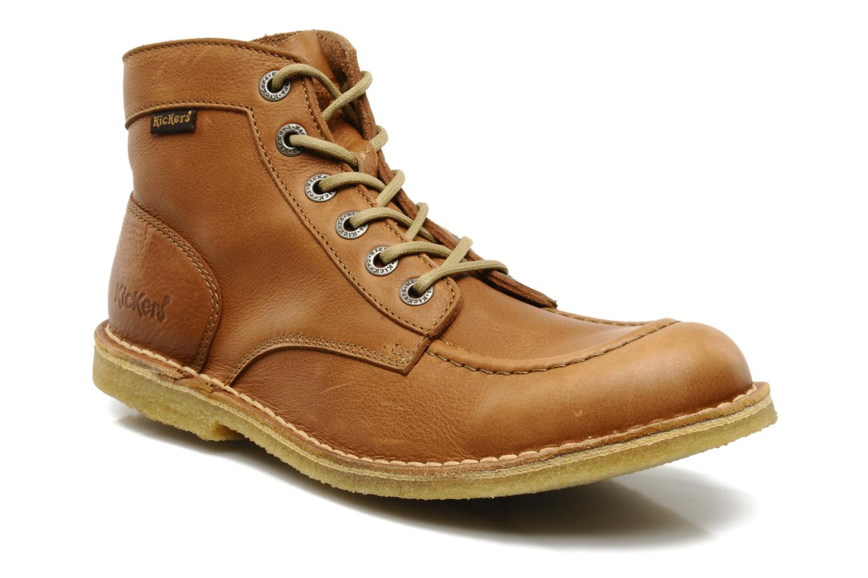 kickers kick legend 2 marron bottines et boots chez sarenza 91871. Black Bedroom Furniture Sets. Home Design Ideas