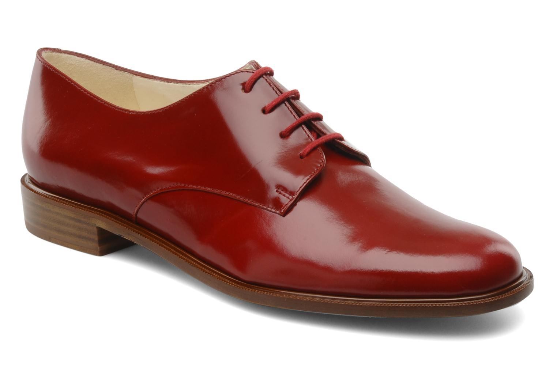 robert clergerie jasd rouge chaussures lacets chez sarenza 106758. Black Bedroom Furniture Sets. Home Design Ideas