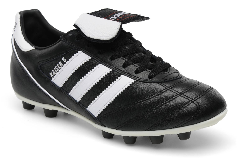 adidas performance kaiser 5 liga sport shoes in black at. Black Bedroom Furniture Sets. Home Design Ideas