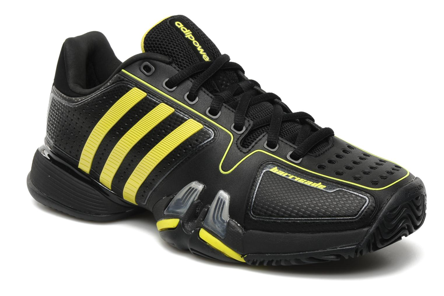 Adipower Barricade  Shoes Review