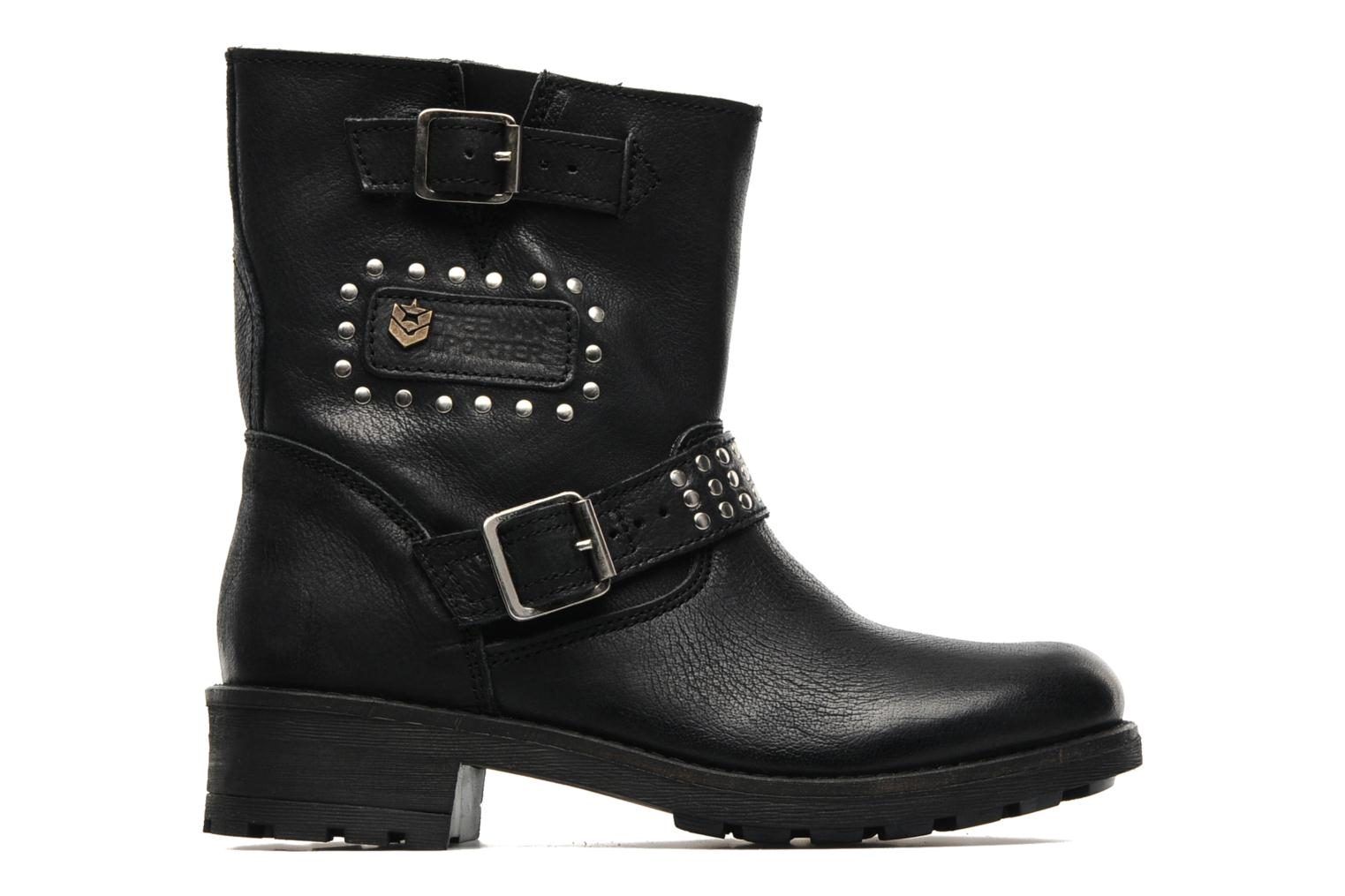 Freeman t porter felicia noir bottines et boots chez for Bottines freeman t porter
