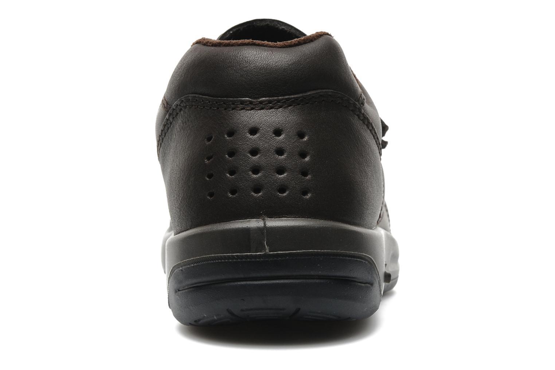 tbs easy walk archer marron baskets chez sarenza 156371. Black Bedroom Furniture Sets. Home Design Ideas