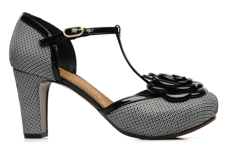 chie mihara bobina high heels in black at 121301. Black Bedroom Furniture Sets. Home Design Ideas