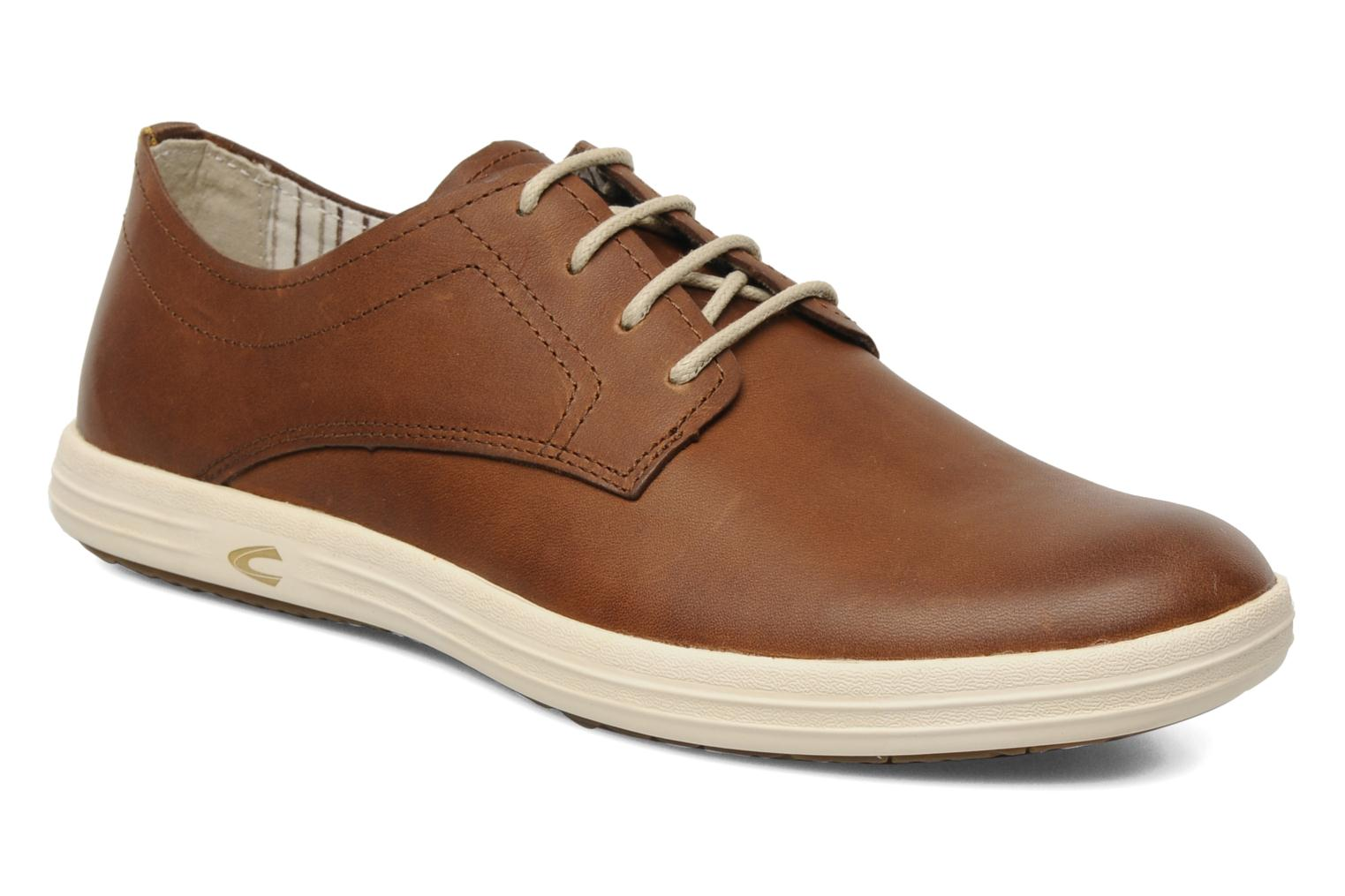 camel active pier 22 lace up shoes in brown at. Black Bedroom Furniture Sets. Home Design Ideas