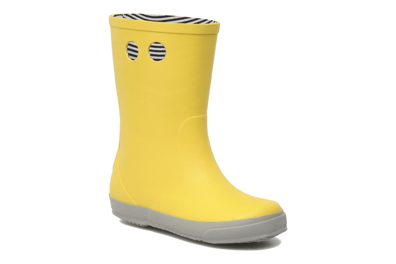 petit bateau botte de pluie jaune bottes chez sarenza. Black Bedroom Furniture Sets. Home Design Ideas