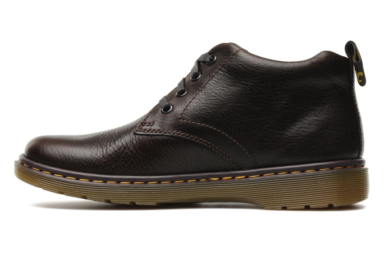 dr martens barnie marron chaussures lacets chez sarenza 128833. Black Bedroom Furniture Sets. Home Design Ideas