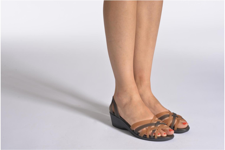 533a1f4150db CROCS Huarache Mini Wedge Women by Crocs