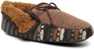 Ruby Brown Patchwork mocassin M
