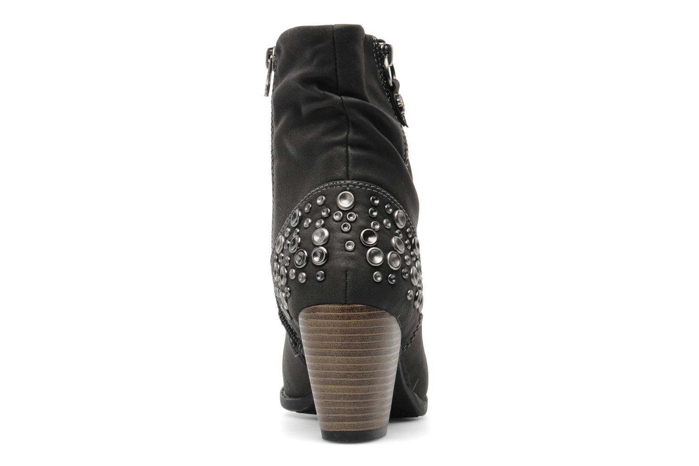 tom tailor milha noir bottines et boots chez sarenza 140259. Black Bedroom Furniture Sets. Home Design Ideas