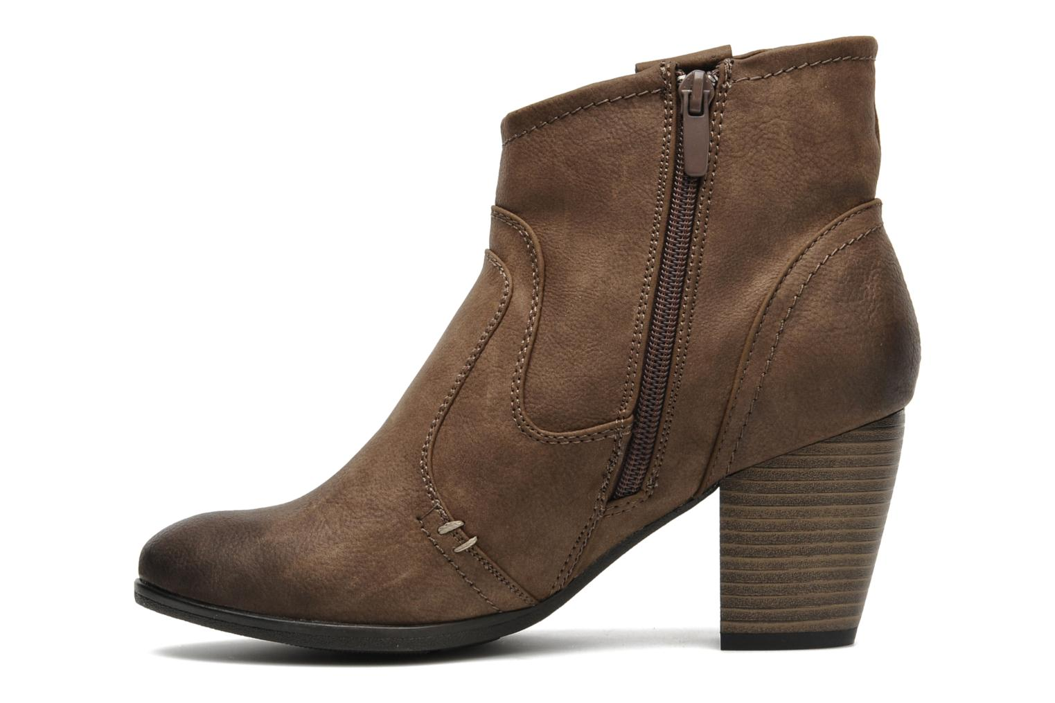 I Love Shoes Samantha Ankle Boots In Brown At Sarenza Co