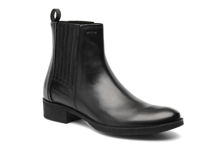 geox d mendi st j d3490j noir bottines et boots chez sarenza 155844. Black Bedroom Furniture Sets. Home Design Ideas