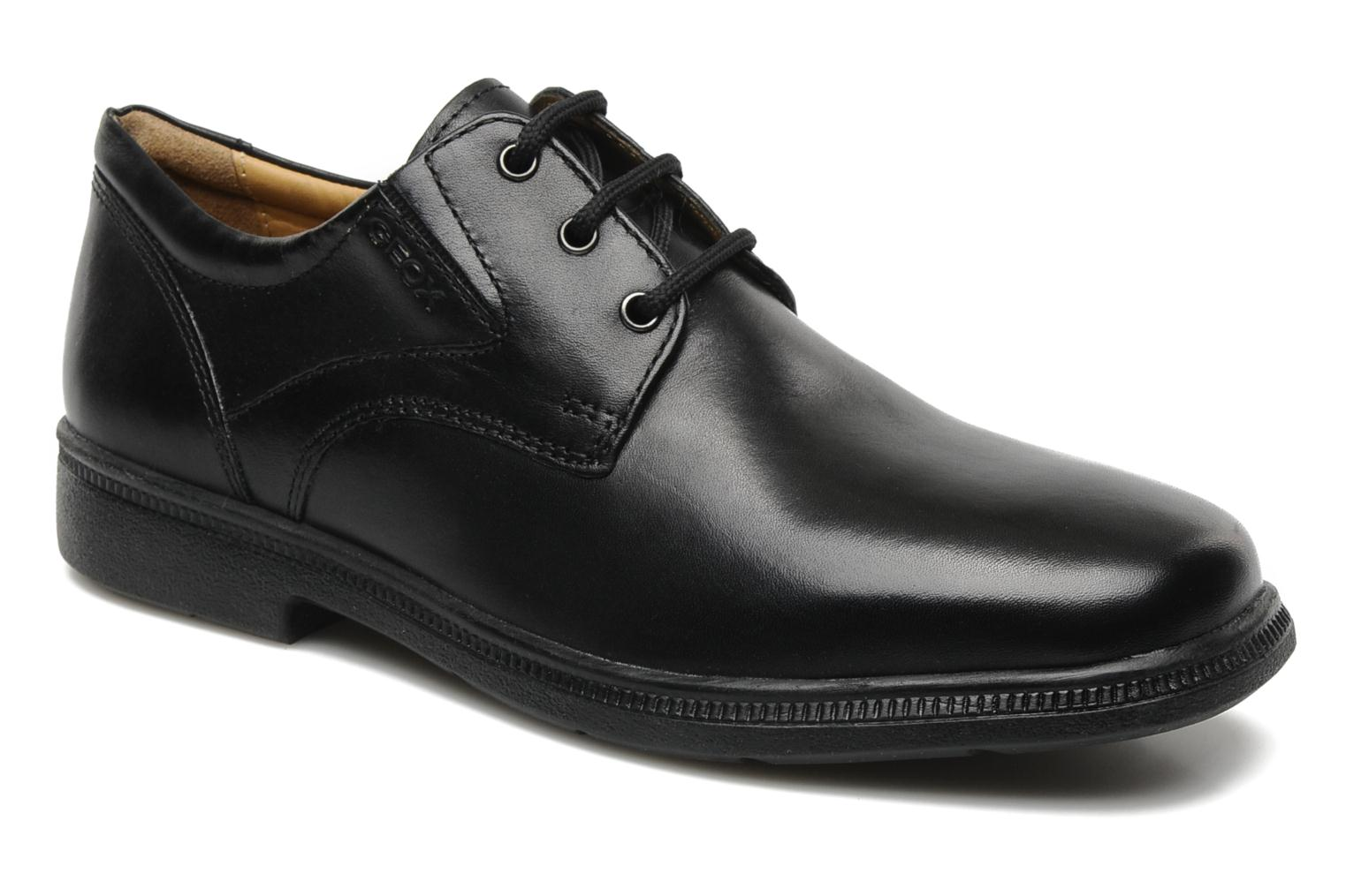 Geox Federico  Lace Shoes Black