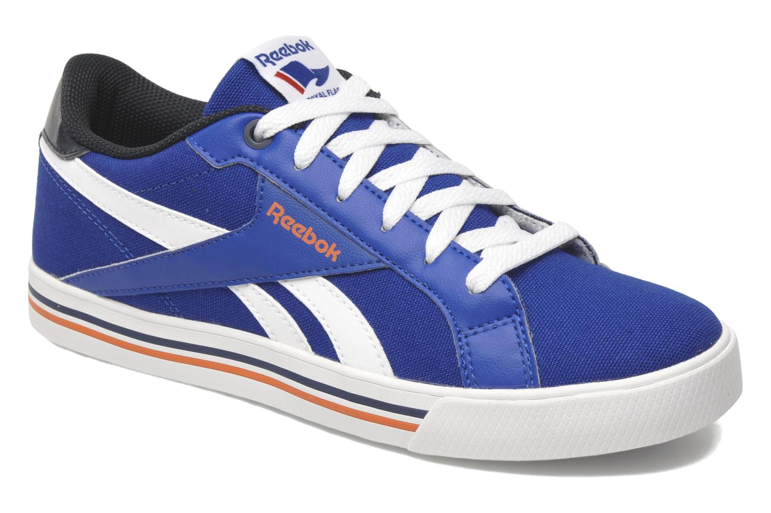 reebok reebok royal complete low trainers in blue at 167166. Black Bedroom Furniture Sets. Home Design Ideas