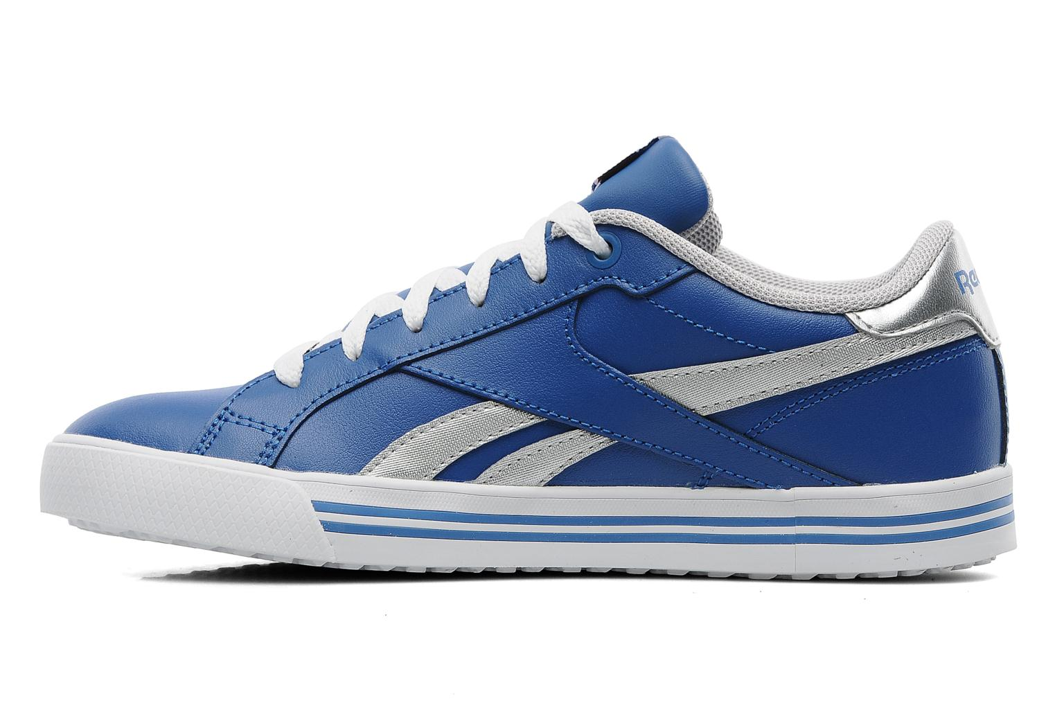 reebok reebok royal complete low trainers in blue at 193580. Black Bedroom Furniture Sets. Home Design Ideas