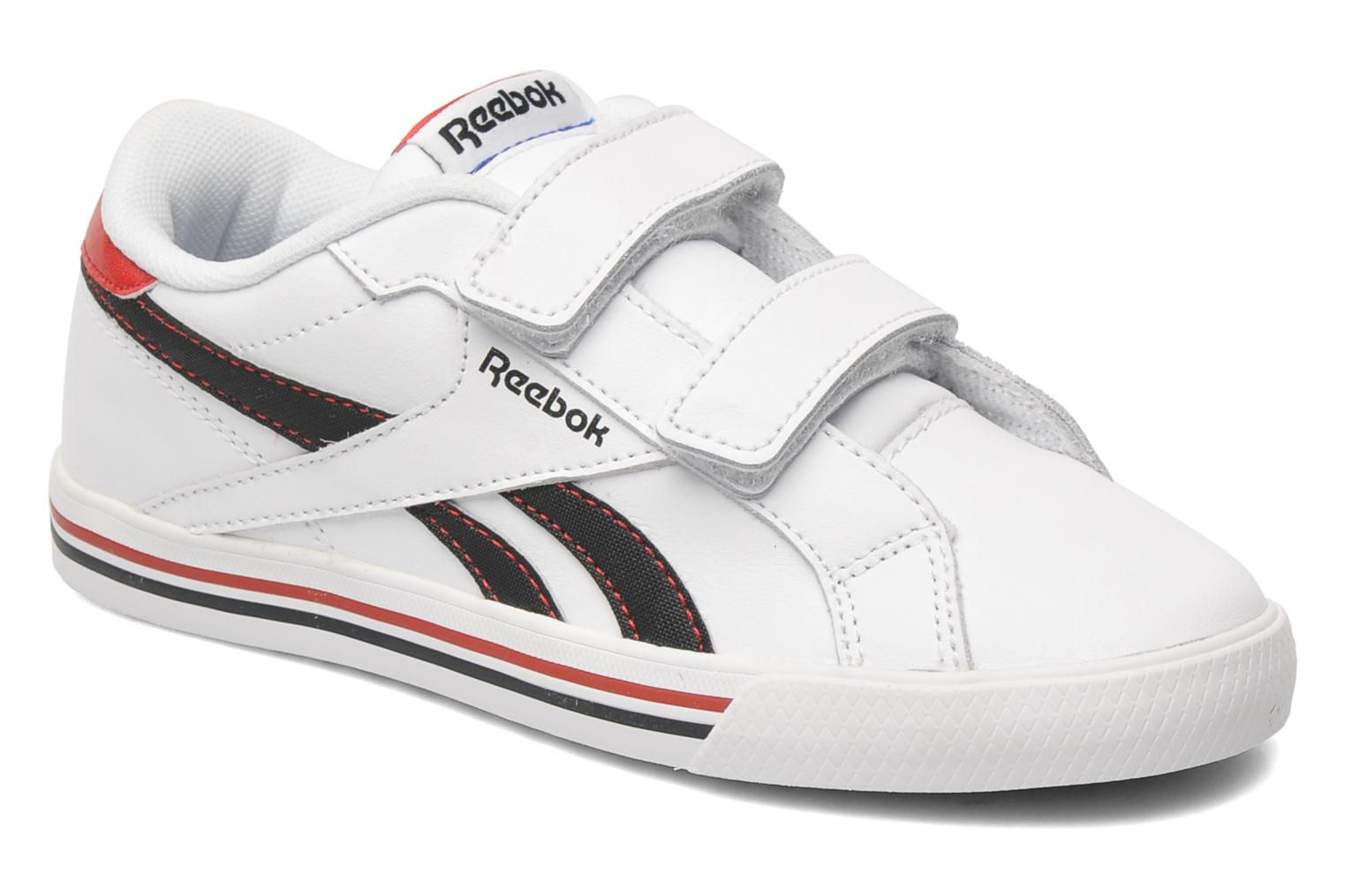 reebok reebok royal complete alt trainers in white at 167170. Black Bedroom Furniture Sets. Home Design Ideas