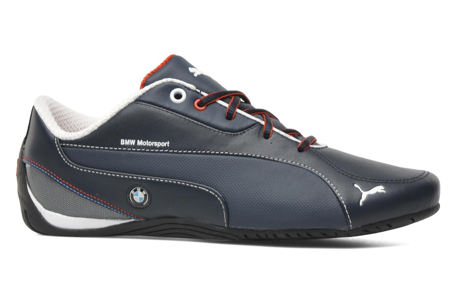 puma drift cat 5 bmw nm trainers in blue at. Black Bedroom Furniture Sets. Home Design Ideas