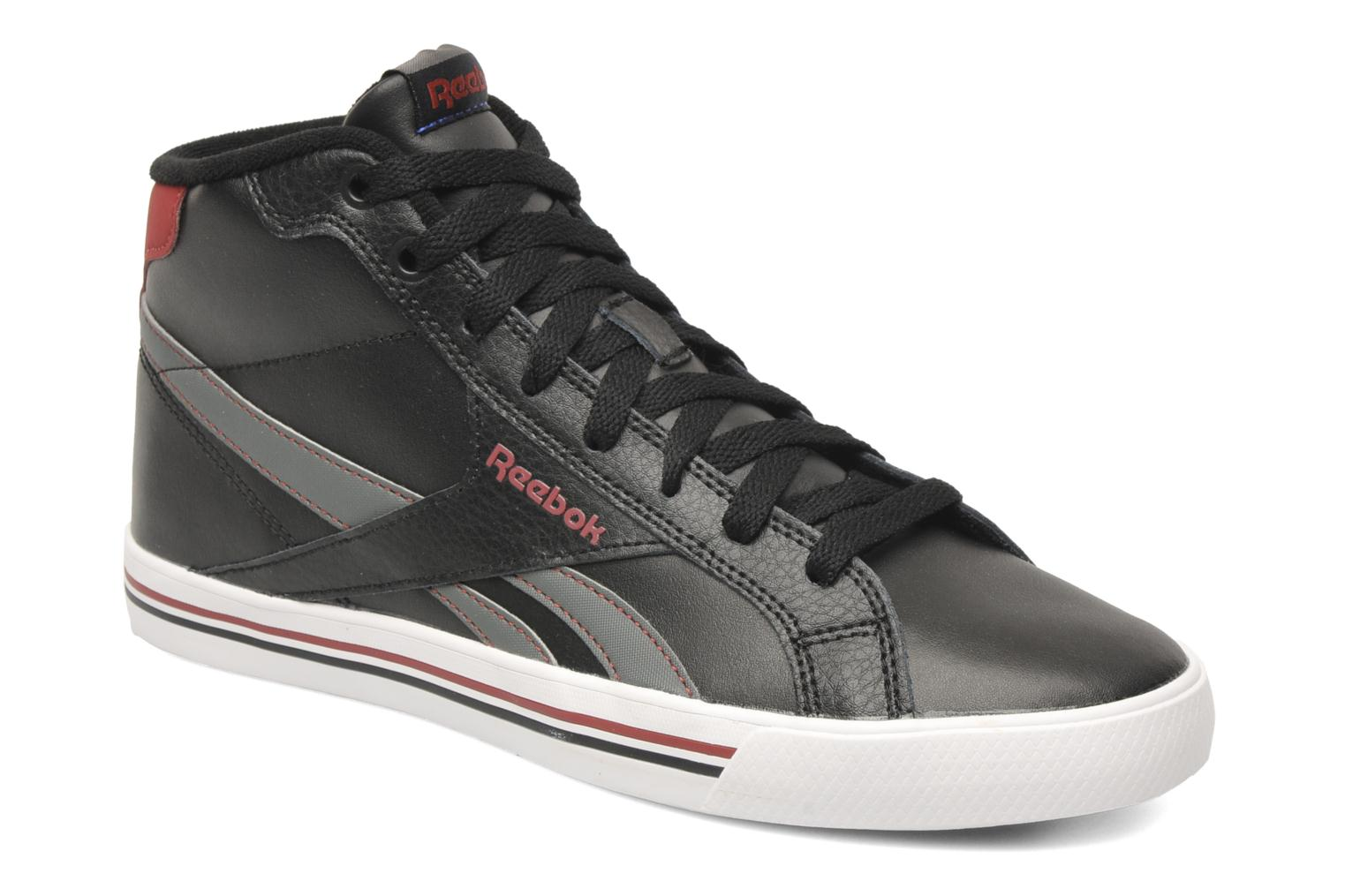 reebok reebok royal complete mid m trainers in black at 171936. Black Bedroom Furniture Sets. Home Design Ideas