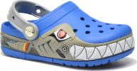 Crocs Crocband Lights Robo Shark PS