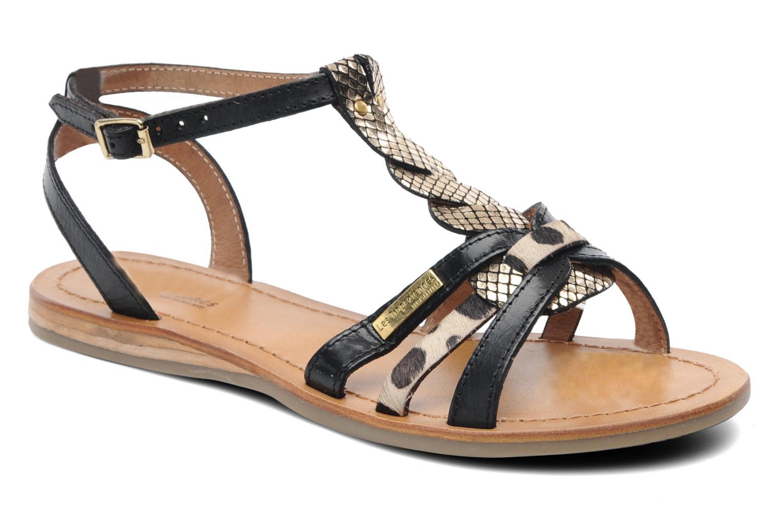 les trop ziennes par m belarbi hams noir sandales et nu pieds chez sarenza 177472. Black Bedroom Furniture Sets. Home Design Ideas