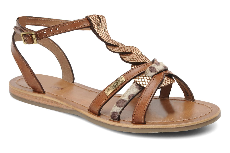 les trop ziennes par m belarbi hams sandals in brown at 177473. Black Bedroom Furniture Sets. Home Design Ideas