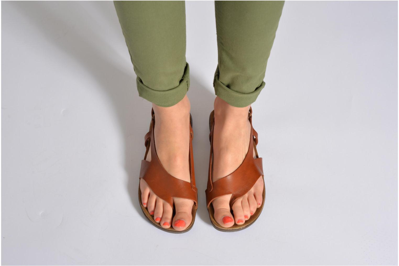 kickers atomik vert sandales et nu pieds chez sarenza 197693. Black Bedroom Furniture Sets. Home Design Ideas