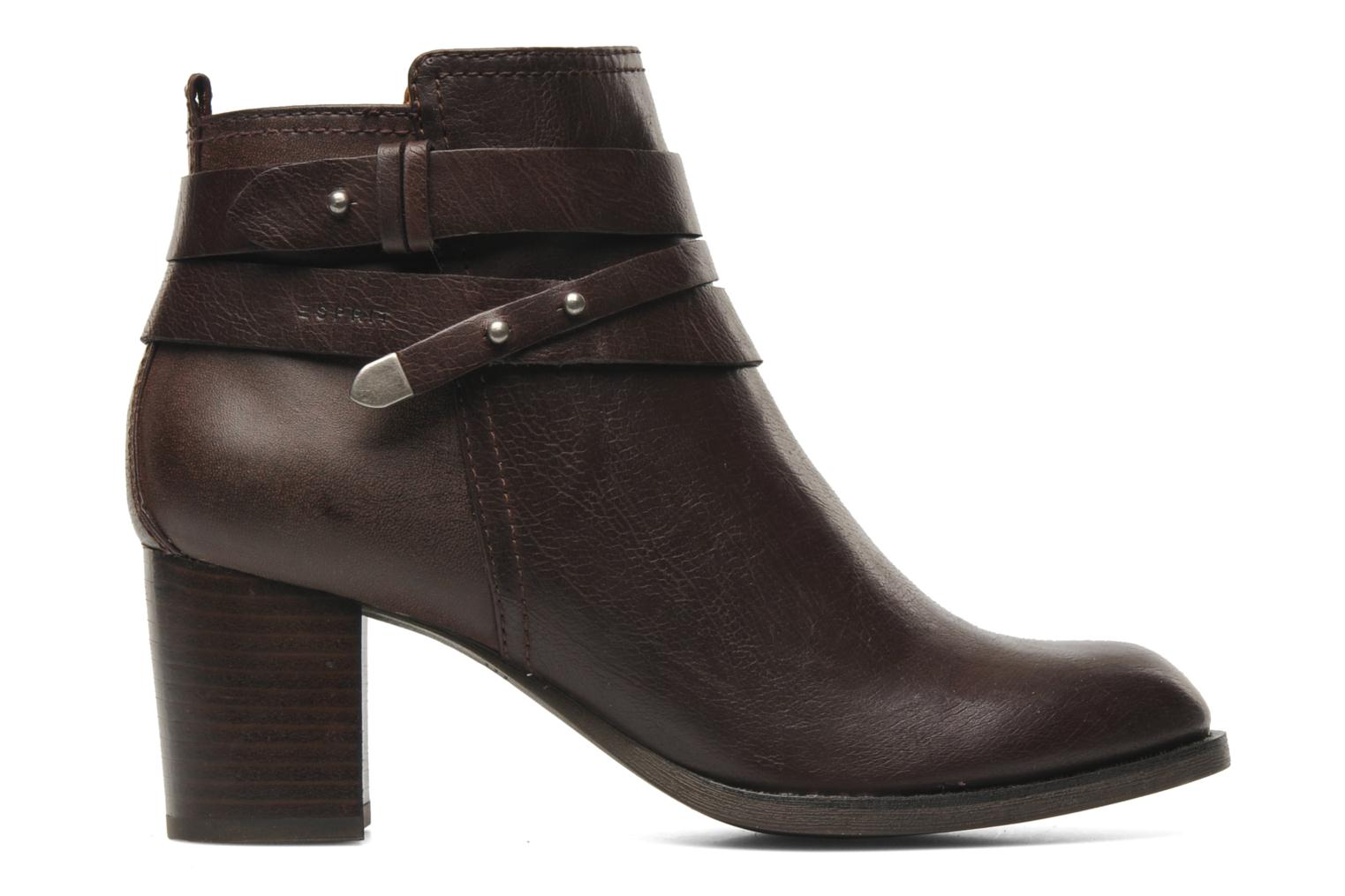 esprit estonia bootie2 ankle boots in brown at 181525. Black Bedroom Furniture Sets. Home Design Ideas