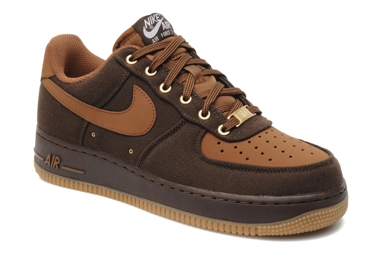 nike air force 1 39 07 ww bruin sneakers bij 182085. Black Bedroom Furniture Sets. Home Design Ideas