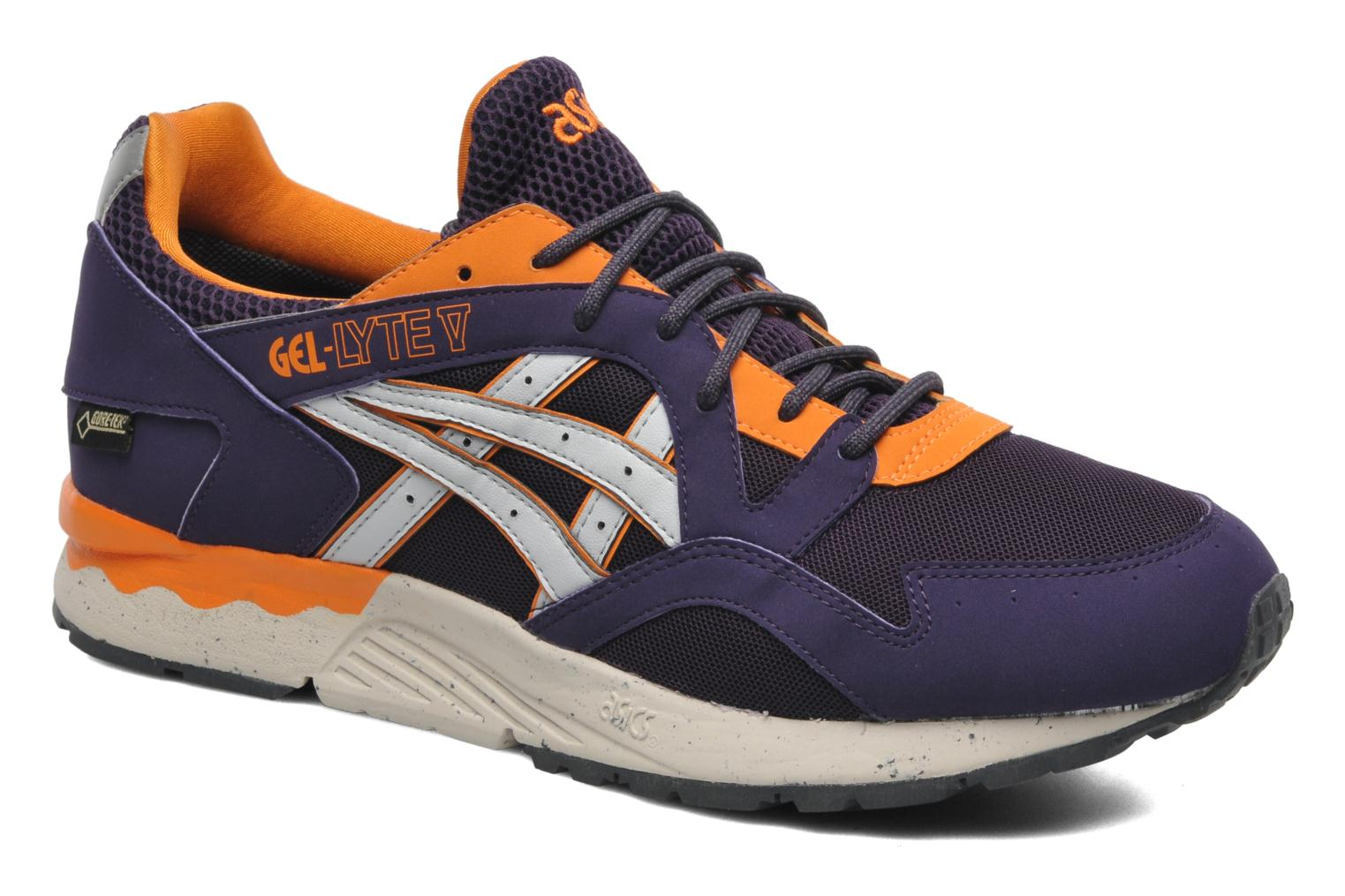 asics gel lyte v violet baskets chez sarenza 191123. Black Bedroom Furniture Sets. Home Design Ideas