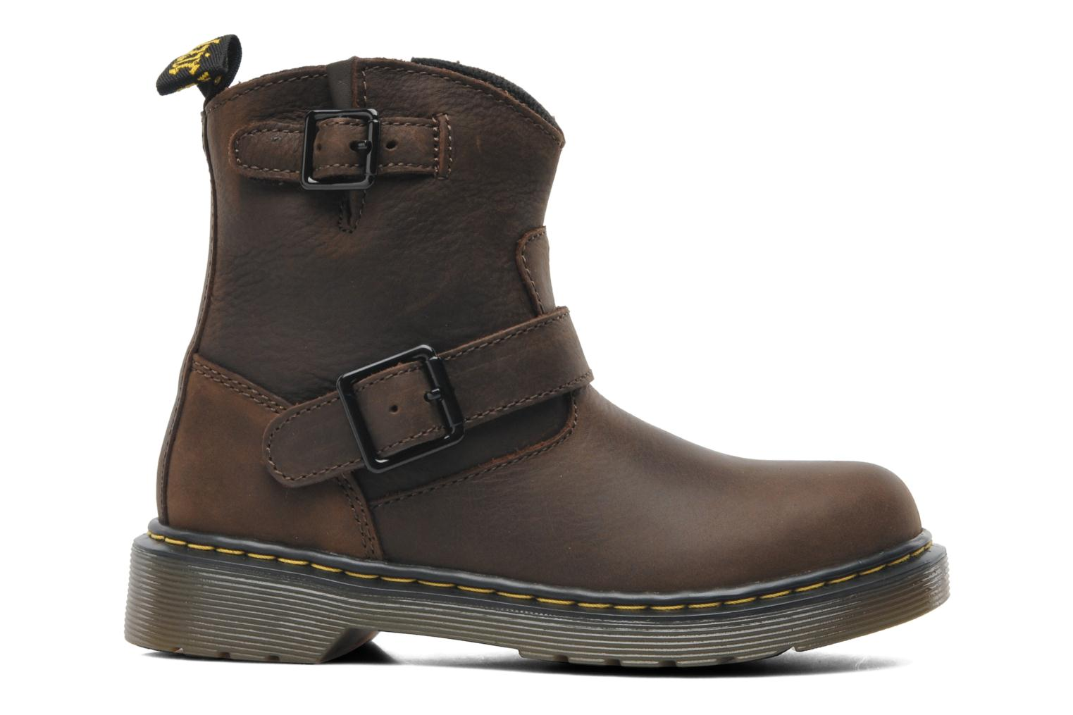 dr martens juniors blip engineer boot ankle boots in